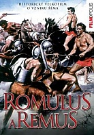 Romulus a Remus (DVD)