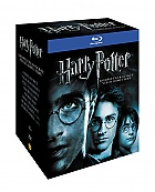HARRY POTTER 1 - 8 Kolekce (11 Blu-ray)