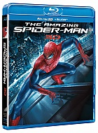 Amazing Spider-Man 3D + 2D (Blu-ray 3D + Blu-ray)