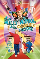 Willy Wonka & the Chocolate Factory (Pan Wonka a jeho čokoládovna) (DVD)