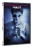 PARANORMAL ACTIVITY: Prokletí (DVD)