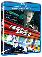 NEED FOR SPEED 3D + 2D (Blu-ray 3D)