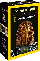 NATIONAL GEOGRAPHIC: To nejlepší z National Geographic (DVD)