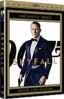 JAMES BOND 23: Skyfall (Oscarová edice 2015) (DVD)