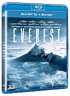 Everest 3D + 2D (Blu-ray 3D + Blu-ray)