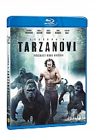 Legenda o Tarzanovi (Blu-ray)