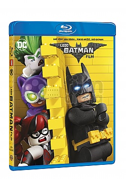 THE LEGO BATMAN FILM