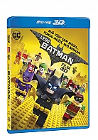 THE LEGO BATMAN FILM 3D + 2D (Blu-ray 3D + Blu-ray)