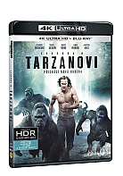 Legenda o Tarzanovi (4K Ultra HD + Blu-ray)
