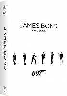JAMES BOND (2016) Kolekce (24 DVD)
