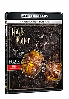 HARRY POTTER A RELIKVIE SMRTI: 1 ČÁST (4K Ultra HD + Blu-ray)