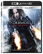 UNDERWORLD: Krvavé války (4K Ultra HD + Blu-ray)