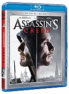 ASSASSIN'S CREED 3D + 2D (Blu-ray 3D + Blu-ray)
