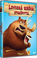 LOVECKÁ SEZONA: Strašpytel (BIG FACE KIDS) (DVD)