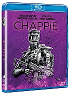 CHAPPIE (BIG FACE ACTION) (Blu-ray)