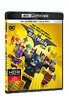 THE LEGO BATMAN FILM (4K Ultra HD + Blu-ray)