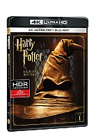HARRY POTTER A KÁMEN MUDRCŮ (4K Ultra HD + Blu-ray)