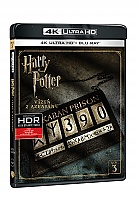 Harry Potter a vězeň z Azkabanu (4K Ultra HD + Blu-ray)