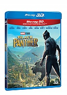 BLACK PANTHER 3D + 2D (Blu-ray 3D + Blu-ray)