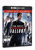 MISSION: IMPOSSIBLE VI - Fallout (4K Ultra HD + 2 Blu-ray)