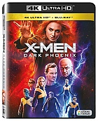 X-MEN: Dark Phoenix (4K Ultra HD + Blu-ray)
