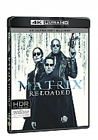 MATRIX RELOADED (4K Ultra HD + 2 Blu-ray)