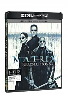 MATRIX REVOLUTIONS (4K Ultra HD + 2 Blu-ray)