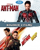 ANT-MAN 1 + 2 (Ant-Man + Ant-Man And The Wasp) Kolekce