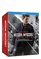 MISSION IMPOSSIBLE 1 - 6 Kolekce (6 Blu-ray)