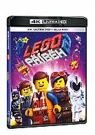 LEGO PRÍBĚH 2 (4K Ultra HD + Blu-ray)