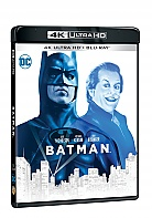 BATMAN (4K Ultra HD + Blu-ray)