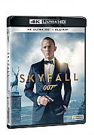 JAMES BOND 23: Skyfall (4K Ultra HD + Blu-ray)