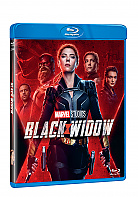 BLACK WIDOW (Blu-ray)