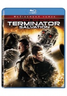 TERMINÁTOR 4: Salvation (Blu-ray)