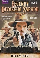 Legendy divokého západu 2: Billy Kid (BBC) (DVD)