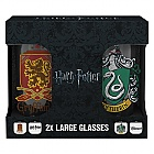 Sklenice Harry Potter - Erby set 2 ks (Merchandise)