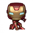 Funko POP! MARVEL: Avengers Game - IRON MAN (Stark Tech Suit) (Merchandise)